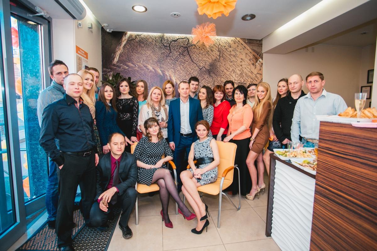 Открытие центрального офиса в Брянске